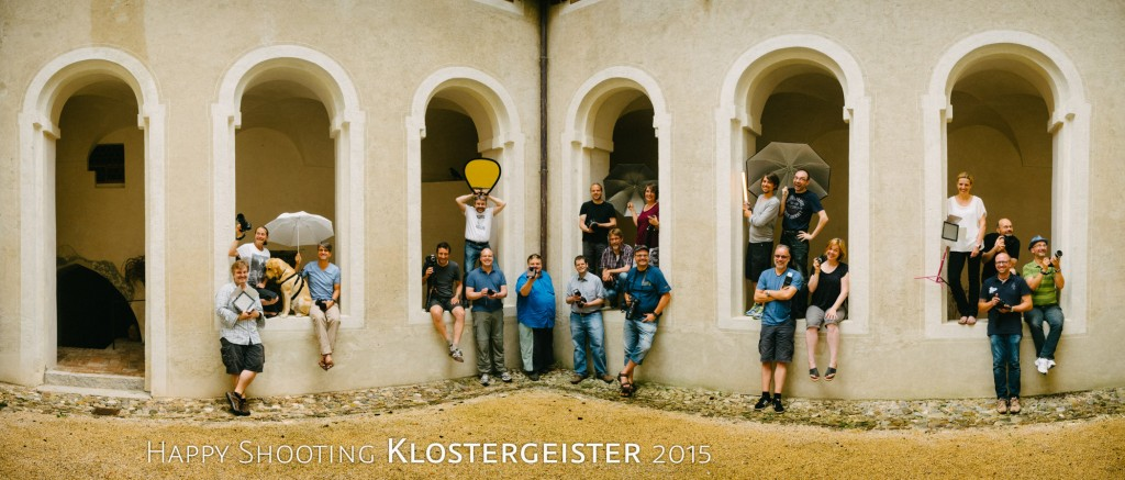 Happy Shooting – Klostergeister 2015