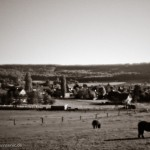 Raising Pinhole Wide V - Landschaft