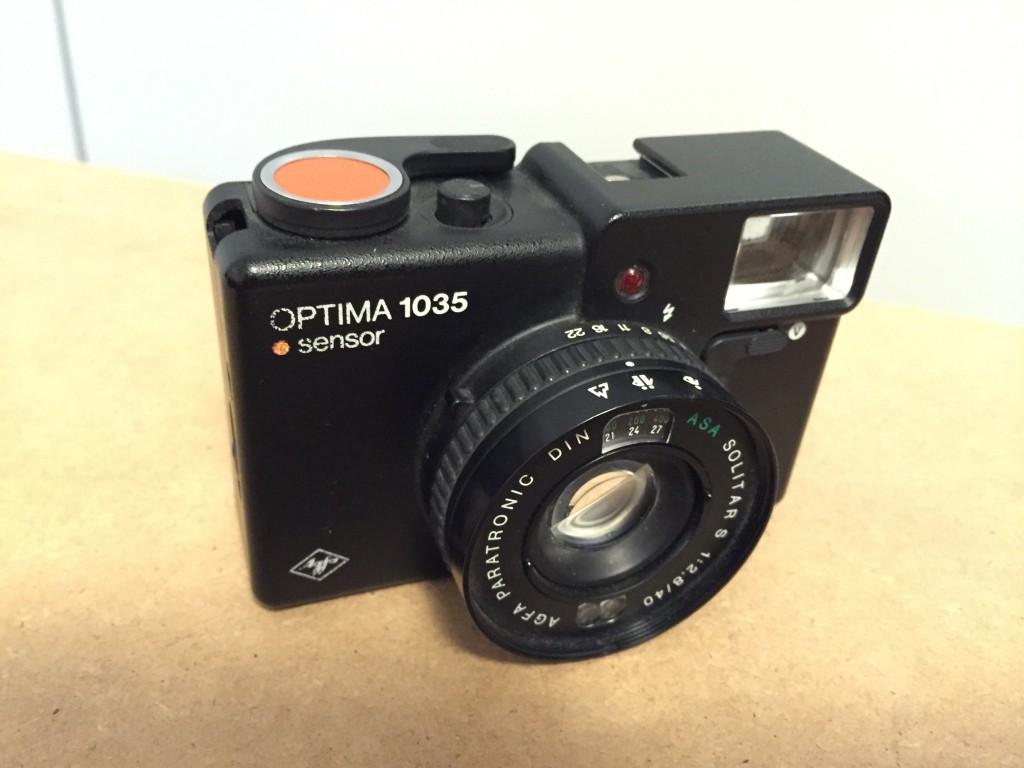 Agfa Optima 1035